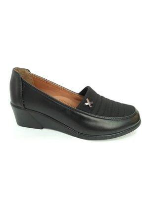 50782 Topuk Dikenine Özel Ortapedik Ayakkabı Siyah resmi