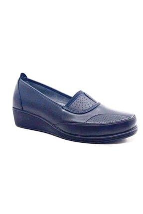 50886 Topuk Dikenine Özel Ortapedik Ayakkabı Siyah resmi