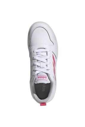 adidas TENSAUR Beyaz Kadın Koşu Ayakkabısı 100538923 2