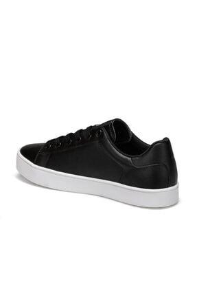US Polo Assn Flex Siyah Kadın Sneaker Ayakkabı 2