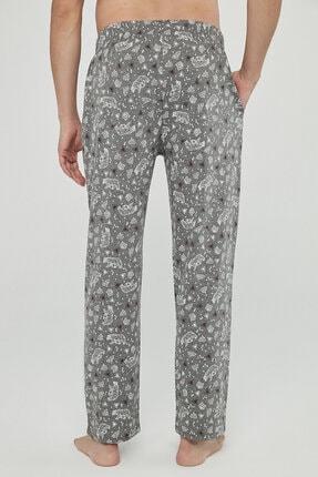 Penti Gri Melanj Gift Geometric Pantolon 3