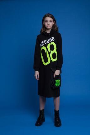 Marions Kız Çocuk Siyah Elbise 0