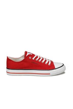 Lumberjack Maxwell Kırmızı Erkek Kalın Taban Sneaker Spor Ayakkabı 1