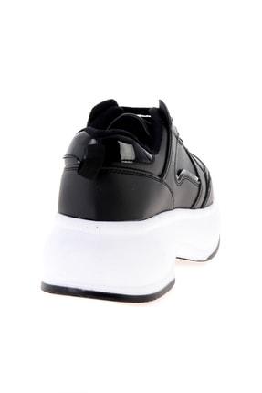 Bambi Siyah Kadın Sneaker L0547000509 3