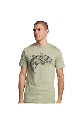 Quiksilver Tattoo Tuna M Tees Ghj0 T-shirt 2