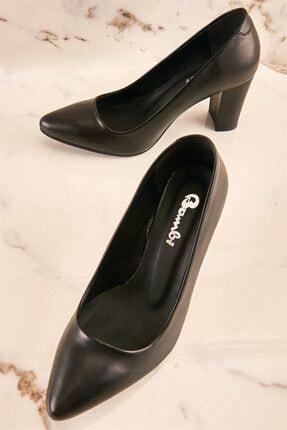Bambi Sıyah Kadın Ayakkabı K0516437009 0
