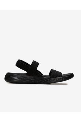 Skechers ON-THE-GO 600 - FLAWLESS Kadın Siyah Sandalet 1