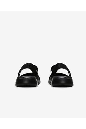 Skechers ON-THE-GO 600 - FLAWLESS Kadın Siyah Sandalet 3