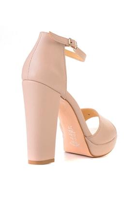 Bambi Ten Kadın Abiye Ayakkabı L0674001509 3