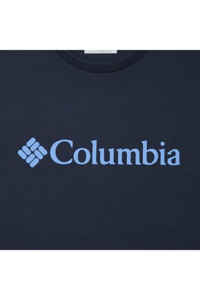 Columbia Csc Basic Logo Kısa Kollu Erkek Tişört Cs0001 2