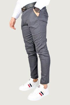 Terapi Men Erkek Keten Pantolon 8k-2200174-008 Lacivert 0
