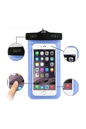 MRÇ Su Geçirmez Kılıf Askılı Tüm Telefonlarla Uyumlu 0