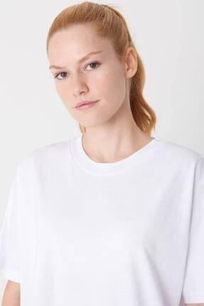 Addax Oversize Basic T-shirt P0730 - J6j7 3