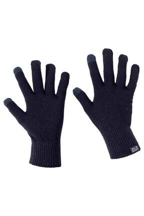 Jack Wolfskin Touch Knit Glove Unisex Eldiven - 1906391-1010 0