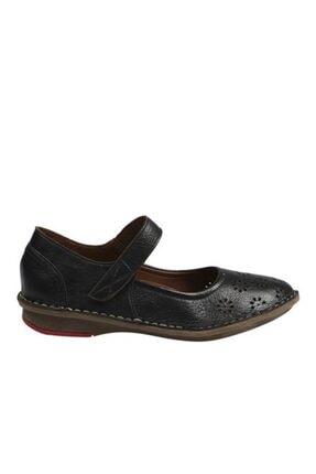 Hammer Jack Jack Siyah Kadın Ayakkabı 450 107-z 0