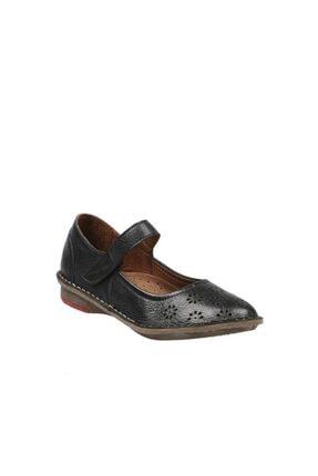 Hammer Jack Jack Siyah Kadın Ayakkabı 450 107-z 1
