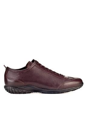 Cabani Bağcıklı Erkek Ayakkabı Kahve Deri 1