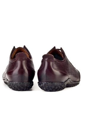 Cabani Bağcıklı Erkek Ayakkabı Kahve Deri 3