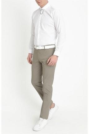 Efor P 1063 Slim Fit Haki Spor Pantolon 1