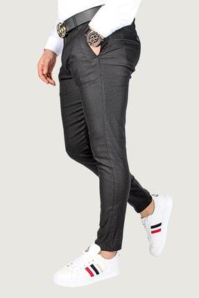 Terapi Men Erkek Keten Pantolon 8k-2200174-002-1 Siyah 1