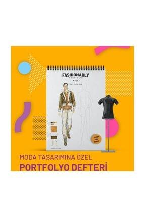 Atölye İzmir Fashionably Portfolio Male A3 0