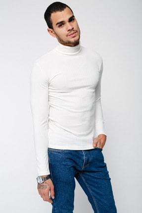 Lafaba Erkek Beyaz Triko 2