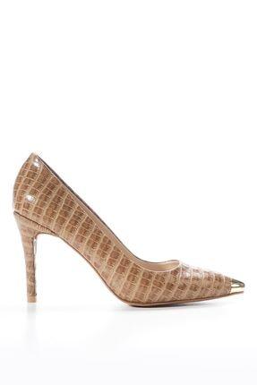 Louis Cardy Bing Bej Kadın Topuklu Ayakkabı 0