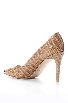 Louis Cardy Bing Bej Kadın Topuklu Ayakkabı 3