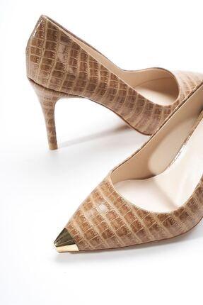 Louis Cardy Bing Bej Kadın Topuklu Ayakkabı 4