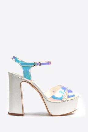 Kadın Sedef Klasik Topuklu Ayakkabı Vzn20-044y resmi