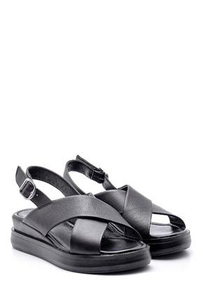 Derimod Kadın Deri Sandalet 1