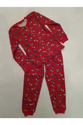 Traktör Pijama Takımı pijama 2040