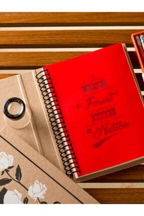 Naylon Brando Atlı Karınca Temalı Bullet Journal 1