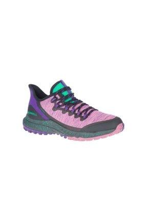 تصویر از کفش کوهنوردی زنانه صورتی