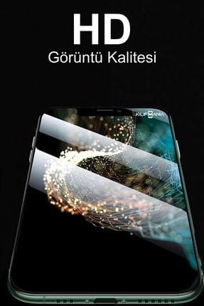 KILIFMANİA Samsung Galaxy M31s Tam Kaplayan Seramik Nano Esnek Ekran Koruyucu 3