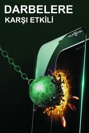 KILIFMANİA Samsung Galaxy M31s Tam Kaplayan Seramik Nano Esnek Ekran Koruyucu 4