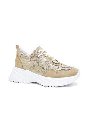 Altın Ananya Kadın Spor Ayakkabı 61651