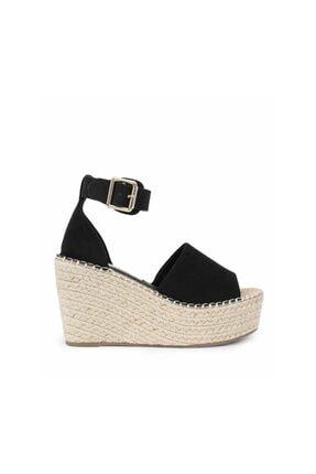 İpekyol Hasır Örme Topuklu Sandalet 1