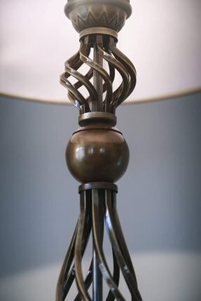 Vinner – Bronz Lambader Modern .başlık Rengi Mataro Vizon'dur 2
