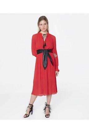 İpekyol Kemerli Pilisole Elbise 1