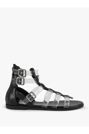Twist Şeffaf Bantlı Sandalet 1