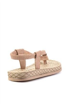 Bambi Bej Kadın Sandalet L0823130016 3