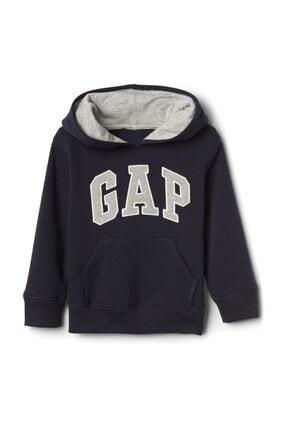 GAP Logolu Kapüşonlu Sweatshirt 0