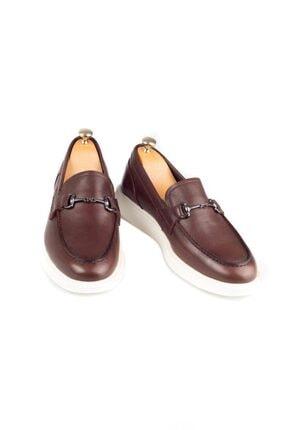 Tripy Yeni Sezon Hakiki Deri Loafer Erkek Ayakkabı 2