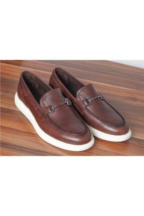 Tripy Yeni Sezon Hakiki Deri Loafer Erkek Ayakkabı 3