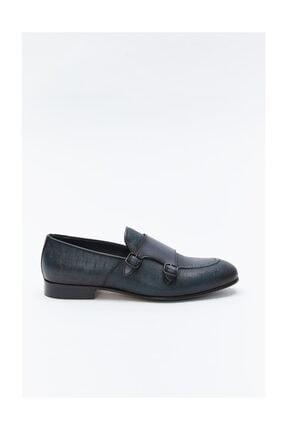 Avva Erkek Lacivert Klasik Ayakkabı A91y8027 0