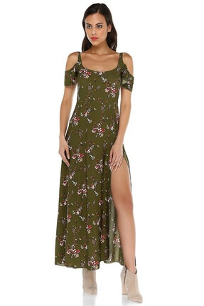 Quincey Maxi Elbise 0