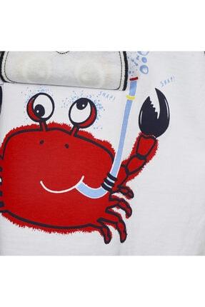 Panço Erkek Bebek T-shirt 2011bb05013 2