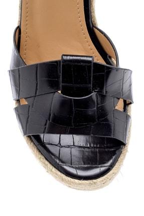 Derimod Kadın Dolgu Topuklu Sandalet 4