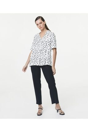 İpekyol Desenli Bluz 2